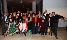 Scenes from Aperture's 1/1 Party  - http://art-nerd.com/newyork/scenes-from-apertures-11-party/