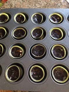 Almond Coconut Oil Chocolate ; I have made these and really like them!!