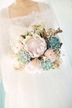Exotic bouquet heaven: http://www.stylemepretty.com/2015/02/04/colorful-cultural-bali-wedding/ | Photography: Erika Gerdemark - http://www.gerdemark.com/