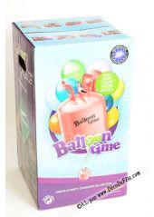 explore helium pour ballon