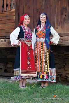 Bulgaria Greek Costumes, Cool Costumes, Middle East Culture, Costumes Around The World, Folk Clothing, St Petersburg Russia, Tribal Dress, Wedding Costumes, Traditional Clothes