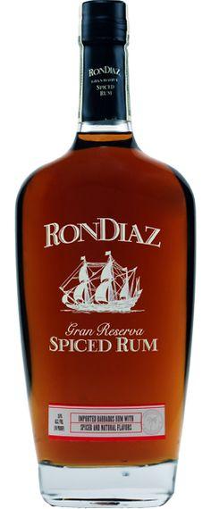 RonDiaz Gran Reserva Rum #RonDiazRum www.facebook.com/rondiazrum Vodka, Tequila, Alcohol Bottles, Liquor Bottles, Rum Liquor, Rum Rum, Fun Drinks, Alcoholic Drinks, Beverages