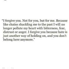 I forgive you...-£H