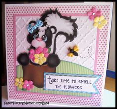 created by paper piecing memories by babs - Buscar con Google