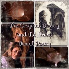 The original series Beauty and the Beast created by Ron Koslow was visual poetry. I like the new series by CW because is funny and romantic. But I love the original version because it was intelligent, profound and utterly beautiful. You don't need a pretty boy to make a romantic hero. My lion looking Vincent was one of the most sexiest men in the history of television. And he didn't have to take off his shirt.
