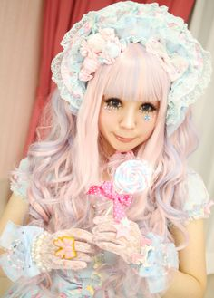 Your World: Lolita Fashion