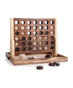 Look at this #zulilyfind! Four-in-a-Row Game #zulilyfinds