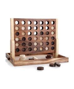 Look at this #zulilyfind! Four-in-a-Row Game #zulilyfinds