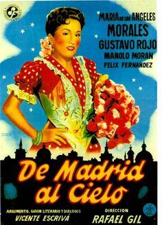 DE MADRID AL CIELO - 1952