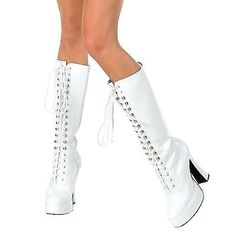 4b5801858ab Easy (White) Adult Boots size- 6