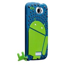 """I want the #CaseMate """"Mike"""" Droid Creature for HTC One X/XL in Blue from Case-Mate.com"""