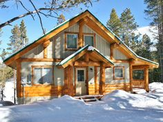 Cabin vacation rental in Leadville, CO, USA from VRBO.com! #vacation #rental #travel #vrbo