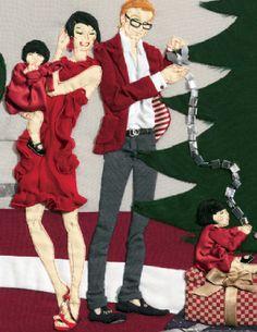 PAULA SANZ CABALLERO · Fashion Illustration · Collage