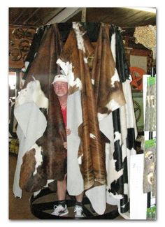 Pottery Ranch...We carry the largest selection of true Brazillian hides (the best Kind!) We also carry zebra, giraffe, and leopard print hides! Check us out at 6000 Hwy 281 N (about 3 miles north of Marble Falls at Rodeotown)... We are OPEN EVERY DAY of the year! 10am - 6pm or later 830.693.0100