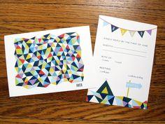MIMI+MEG: Wedding :: Memorable Invitation