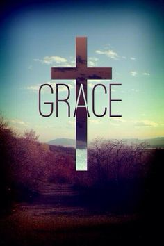It's as simple as that. It costs nothing. You don't have to work for it or be in debt to it. We can commit every possible sin, dig ourselves in the the deepest grave, and Jesus will still pull us out, dust is off, and send us on our way. Grace. The only way we can be saved.