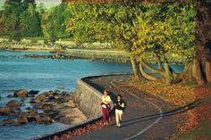 Memories of Stanley park, Vancouver Stanley Park Vancouver, Visit Vancouver, World Beautiful City, Great Places, Places Ive Been, Vancouver Aquarium, Victoria Island, Granville Island, Travel Memories