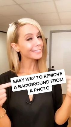Easiest Way to Remove a background from a Picture