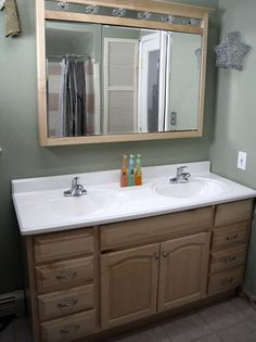 Double Sink Vanity On Pinterest Lavatory Faucet Double Sink Bathroom And P
