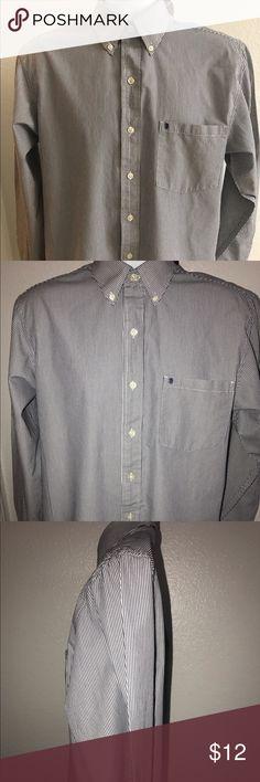 Men's shirt Men's button down shirt in great condition . Izod Shirts Casual Button Down Shirts