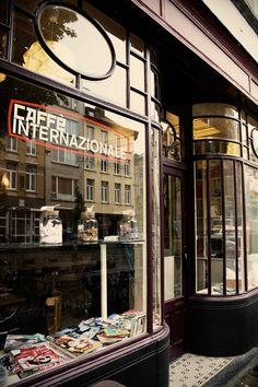 Caffè Internazionale  Volksstraat Antwerp
