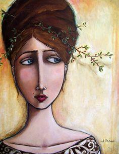 Jennifer Yoswa figurative art