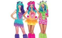 #Disfraz de #monstruita para #Halloween por @Jan Wilke Swanson Al Instante www.guapaalinstante.com