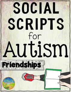 Social Stories for Autism - Friendships