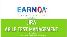 EarnQA- Agile Testing Training or Agile Testing Tutorial video tutorial covers basic to advanced concept of JIRA Test Management Tool Tutorial. Domain Knowledge, Project Board, Management, Training, Concept, Cover, Work Outs, Excercise, Onderwijs