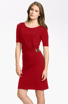 6768c9bc6b279 Tahari by Arthur S. Levine  Kevin  Jersey Sheath Dress available at   Nordstrom