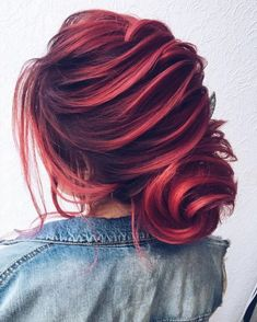 Red Hair Color191