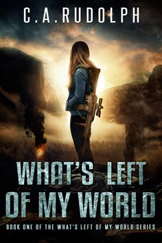 Post-Apocalyptic, Dystopian cover design by Milo, Deranged Doctor Design