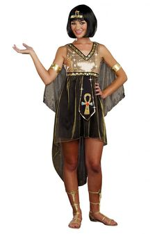 Sexy queen cleopatra egyptian costume mr costumes halloween diy egyptian cuffs for halloween egyptian costumes solutioingenieria Gallery