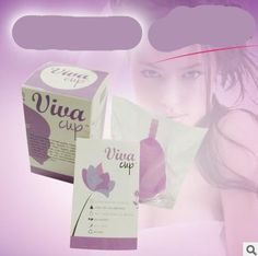Silicone menstrual cup copa menstrual can be recycled easy to clean silicone menstrual cup women 's medical care cup