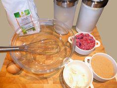 Muffin framboise sans gluten sans lactose Sans Gluten Sans Lactose, Muffins, Rye, Food, Muffin, Cupcakes