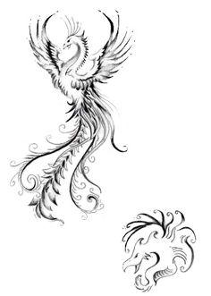 Phoenix bird quotes symbols 27 New Ideas Tribal Phoenix Tattoo, Phoenix Bird Tattoos, Phoenix Tattoo Design, Tribal Tattoos, New Tattoos, Body Art Tattoos, Sleeve Tattoos, Cool Tattoos, Tatoos