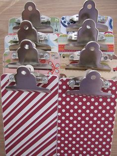 Mod Podge Crafts - These would be cute to hold gift cards, or party favors, etc.