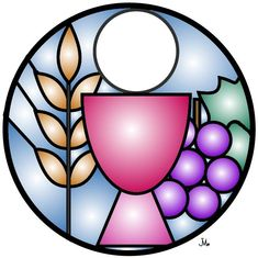 Everyday Stewardship: Feast of Body and Blood of Jesus Christ (Corpus Christi) First Communion Banner, First Holy Communion, First Communion Decorations, Feast Of Corpus Christi, Première Communion, In Remembrance Of Me, Christian Symbols, Church Banners, Clipart