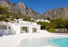 Thank you for considering Two Views villa for your stay in Camps Bay, Cape Town. Book with Us for the Lowest Rates available online, guaranteed! Camps Bay Cape Town, Mountain View, South Africa, Facade, Beach House, Villa, Camping, Mansions, Luxury