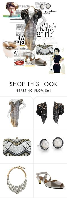"""""""Vintage patterns"""" by tanya-gosnell-brewer ❤ liked on Polyvore featuring Roberto Cavalli, Miss Selfridge, Blue Nile, Banana Republic, Rose Petals, Charlotte Tilbury, vintage, stripesonstripes and PatternChallenge"""