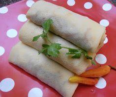 Diah Didi's Kitchen: Lumpia Basah Isi Sayuran Savory Snacks, Snack Recipes, Ezcema Diet, Diah Didi Kitchen, Mie Goreng, Kick Start Diet, Indonesian Cuisine, Indonesian Recipes, Low Glycemic Diet