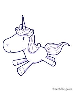 free unicorn coloring page printable picture unicorn clubunicorn party rainbow