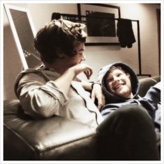 Ed and harry <3...