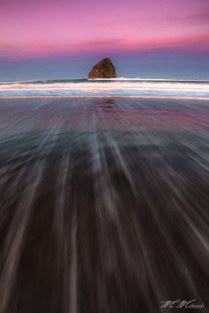 ~~Streakin' ~ one of the pearls of the Oregon Coast, sunrise at Cape Kiwanda by Mark Metternich~~