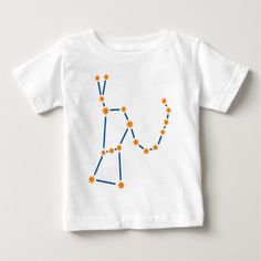 Shop baby T-Shirt created by Goldshirt. Space Theme, 2nd Baby, Consumer Products, Basic Colors, Cotton Tee, Astronomy, Sensitive Skin, Mens Tops, T Shirt