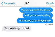 19 Texts HGTV Fans Have Definitely Sent Before