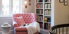 If you have a passion for books, a reading nook is likely a dream feature for your home. We count ourselves among those dreamers, which is why we're featuring these small-but-stylish spaces for this week's #SanctuarySunday round-up.