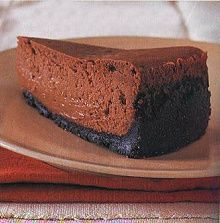 Diabetic Recipes - Chocolate Cheesecake Recipe
