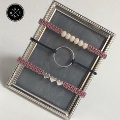 •Three wishes:  ⚪️good harmony  good karma  good heart • Fb page: Brenjewelry  Insta page: bren_jewelry #brenjewelry #fashion #style #bracelet #women #harmony #karma #love #handmade