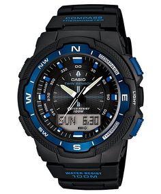 Cronografo Casio Sports Analogico Digitale SGW-500H-2B